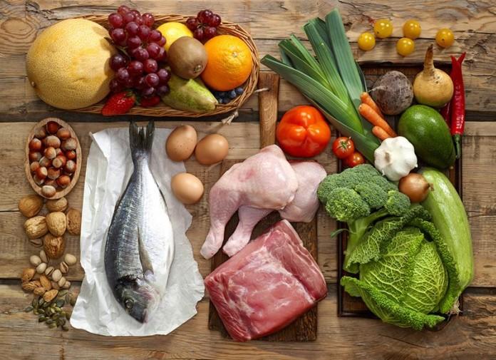 Friskt, naturligt og nærende mad - Rigtig mad
